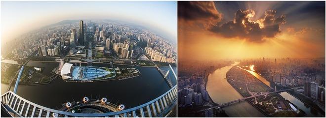 广州顶风_广州塔488摄影观景平台