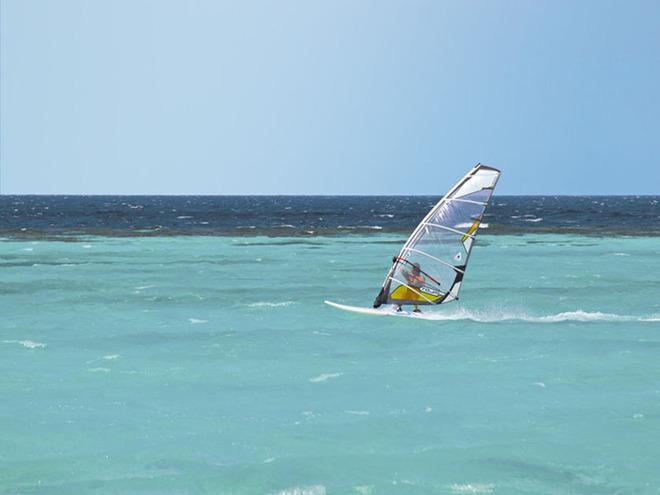 马尔代夫五星岛屿--马富士瓦鲁岛