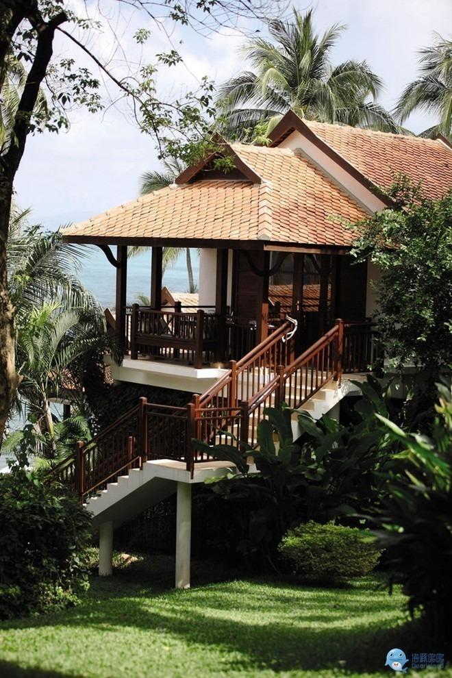 苏梅岛 5天4晚 全程入住纳帕塞山坡海景别墅