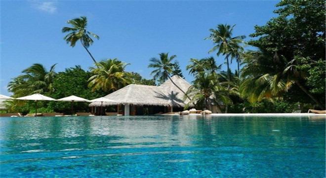马尔代夫海岛美景