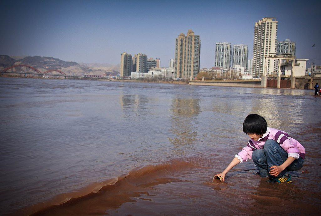 关于月亮的 关于黄河的民间故事 关于黄河的手抄报 黄河