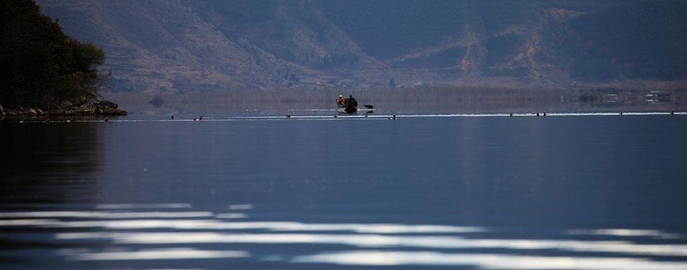 凉山泸沽湖景区