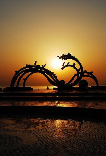 青岛、云南、青岛、大连、济南9日游_青岛旅从泰安到潍坊自助游攻略图片