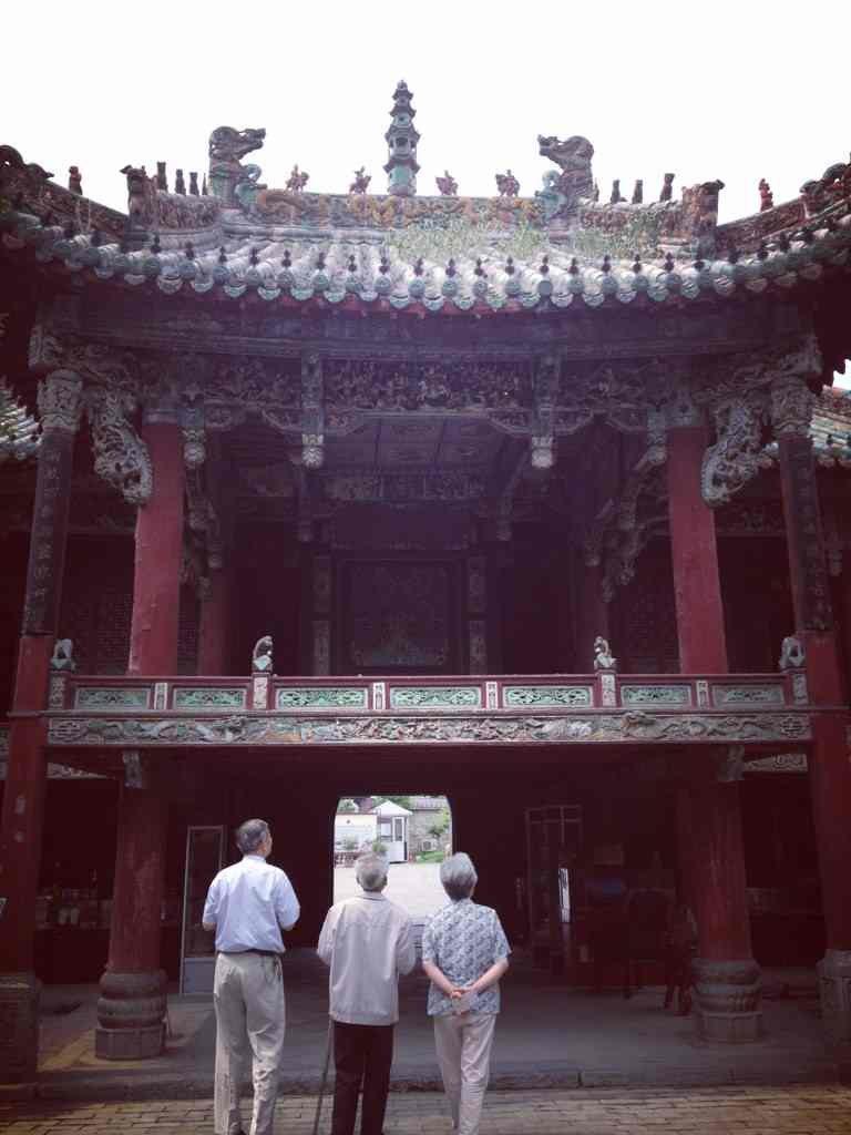 风景图片 国内 安徽 亳州  毫州花戏楼又称山陕会馆,大关帝庙.