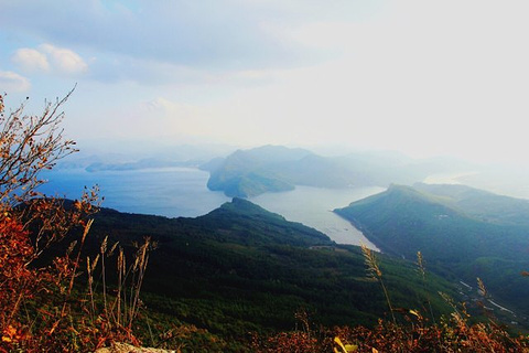 五女山旅游景点攻略图