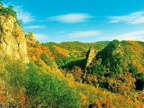 仙景台风景区旅游景点图片