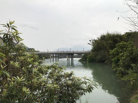 从化流溪河水陆绿道旅游景点图片