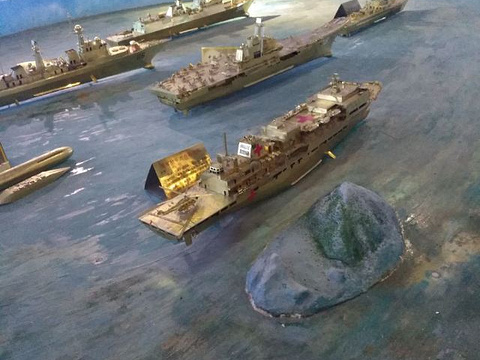 大丰港海洋世界旅游景点图片