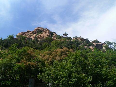 珠山国家森林公园旅游景点图片