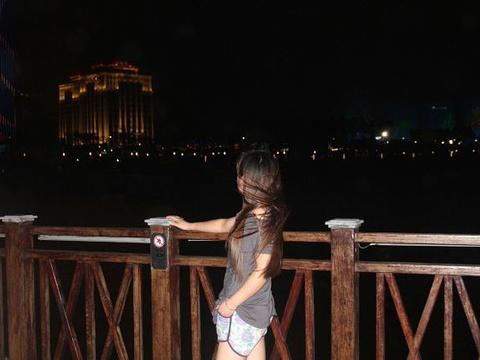 唐岛湾滨海公园旅游景点图片