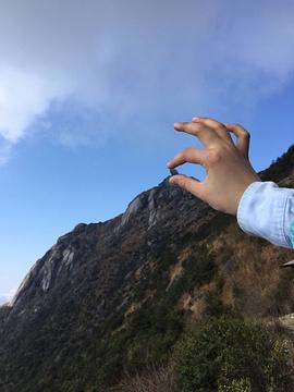 梁野山旅游景点攻略图