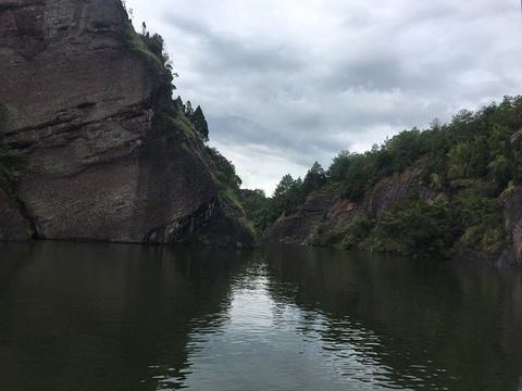 九龙湖(九龙洞群)旅游景点攻略图