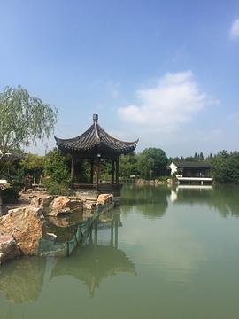 台湾民俗村旅游景点攻略图