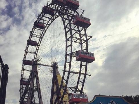 普拉特游乐场旅游景点图片
