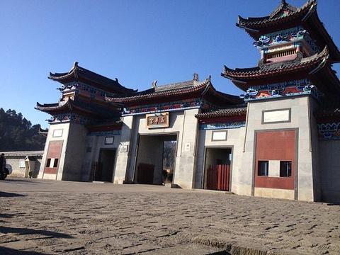 玉华宫旅游景点图片