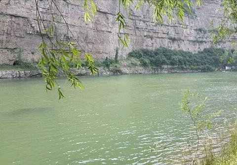 汾河二库国家水利风景区旅游景点攻略图