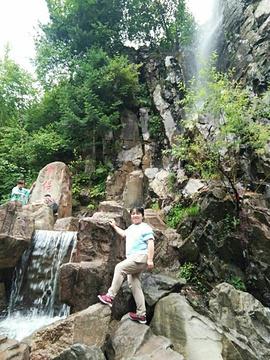 北国小九寨旅游景点攻略图