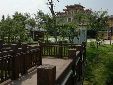 合浦汉闾文化园旅游景点图片