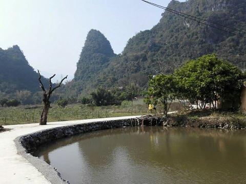 世外田园旅游景点图片