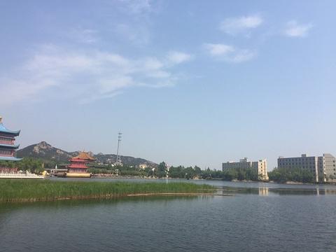 隆霞湖风景区旅游景点图片