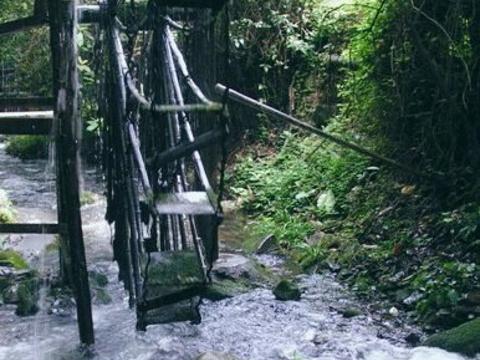 盘龙峡生态旅游区旅游景点图片