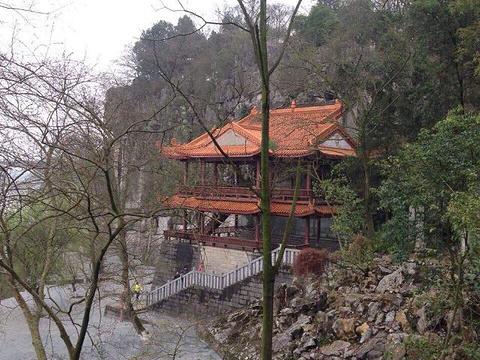 浯溪碑林旅游景点图片