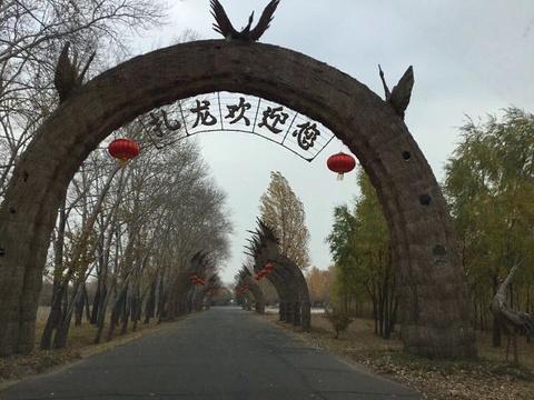 扎龙自然保护区旅游景点攻略图