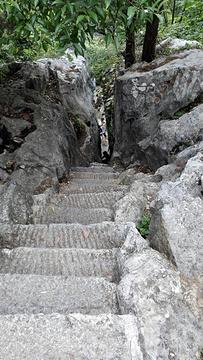 石公山旅游景点攻略图