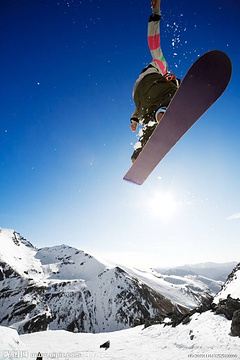 济南金沙湾滑雪场旅游景点攻略图