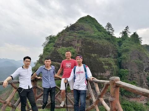 九峰山风景区旅游景点攻略图