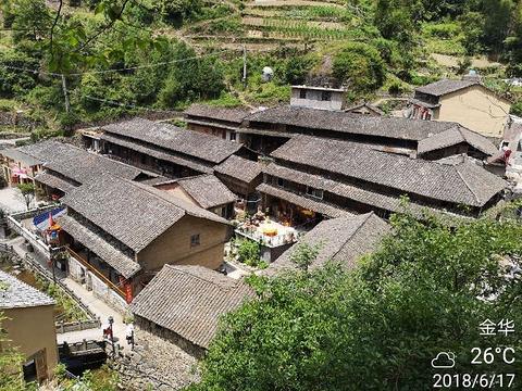 灵江源森林公园旅游景点图片