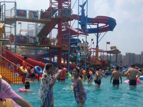 欢乐海洋水上乐园旅游景点图片
