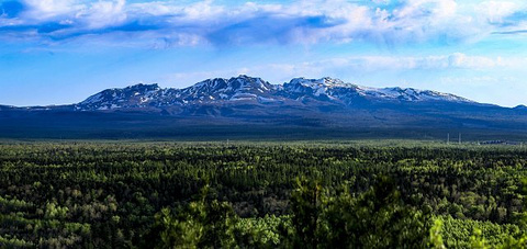 长白山原始萨满部落景区旅游景点攻略图