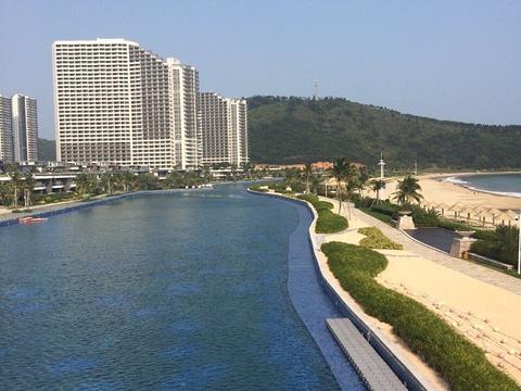 敏捷欢乐黄金海岸旅游景点图片