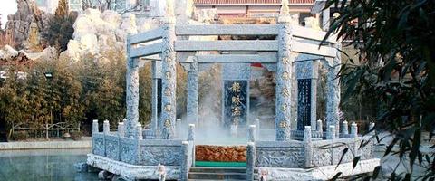 龙脉温泉旅游景点攻略图