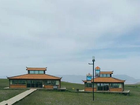 中华裕固风情走廊旅游景点图片
