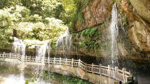 黄连河旅游景点攻略图