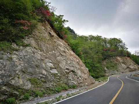 大别山旅游景点图片