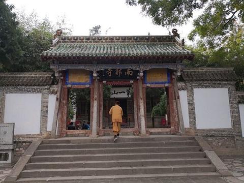 南郭寺旅游景点攻略图
