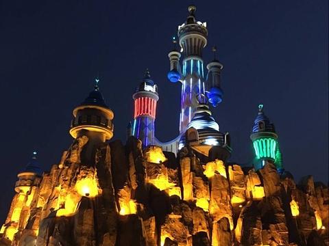 太和环球嘉年华游乐园旅游景点图片