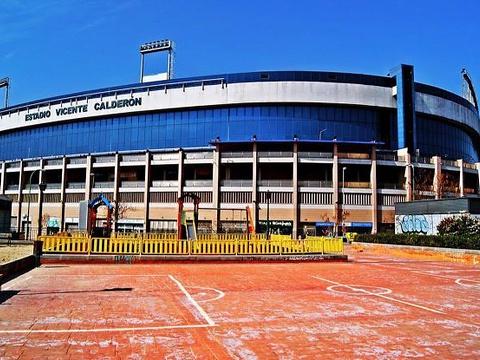 卡尔德隆球场旅游景点图片