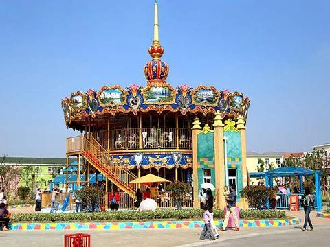 丘比特主题乐园旅游景点图片