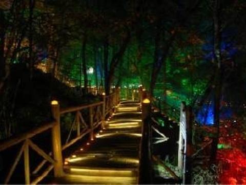 大戏台河风景区旅游景点图片