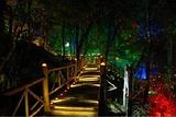 大戏台河风景区