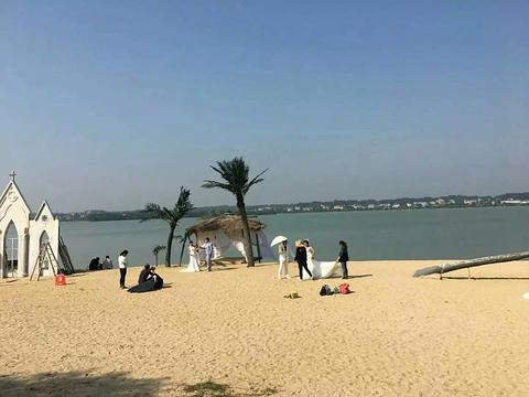 千龙湖生态旅游度假区旅游景点攻略图
