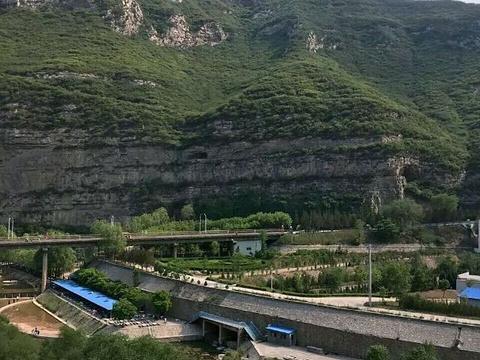 汾河二库国家水利风景区旅游景点图片
