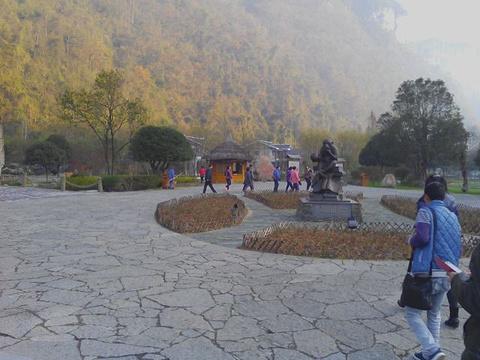 张家界世界地质公园博物馆旅游景点攻略图