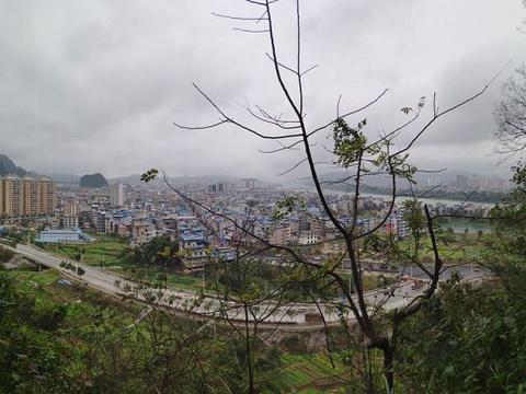 老子山旅游景点图片
