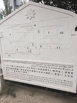 香妃墓旅游景点攻略图