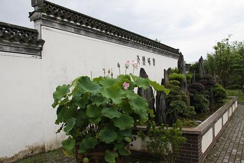棠樾牌坊群鲍家花园旅游景点攻略图